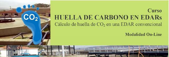 Huella carbono EDAR