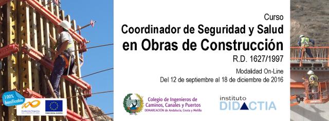 Banner Coordinador de Seguridad ciccp and