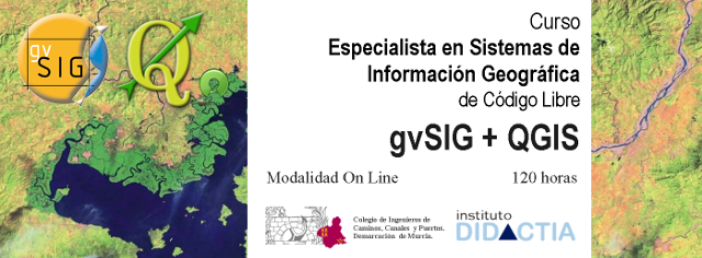 Especialista GVSIG QGIS 2016 CICCP