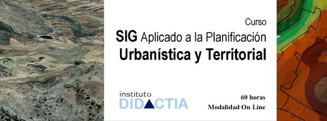 Banner SIG aplicado a la planificación Urbanística y Territorial