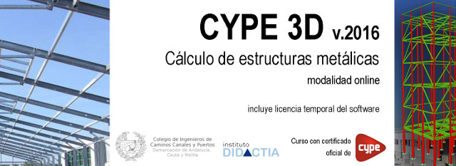 CYPE3D CICCP Andalucia