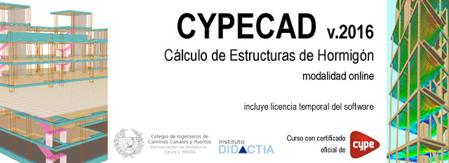 CYPECAD CICCP Andalucia
