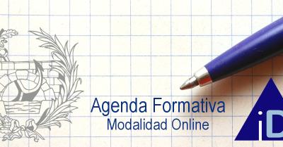 Agenda Formativa CICCP Andalucía