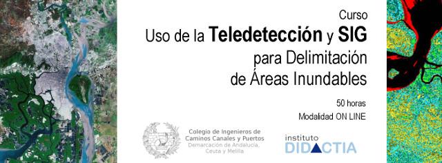 Teledeteccion Areas Inundadas CICCP Andalucia
