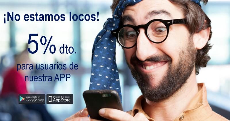promocion 5dto app