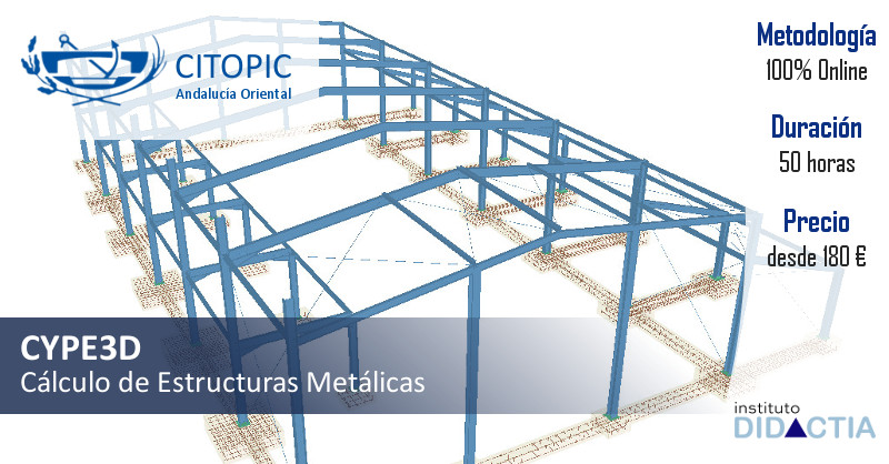 CYPE3D CITOPIC Andalucia