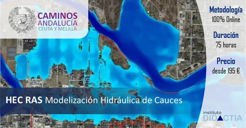 HEC RAS CICCP Andalucia