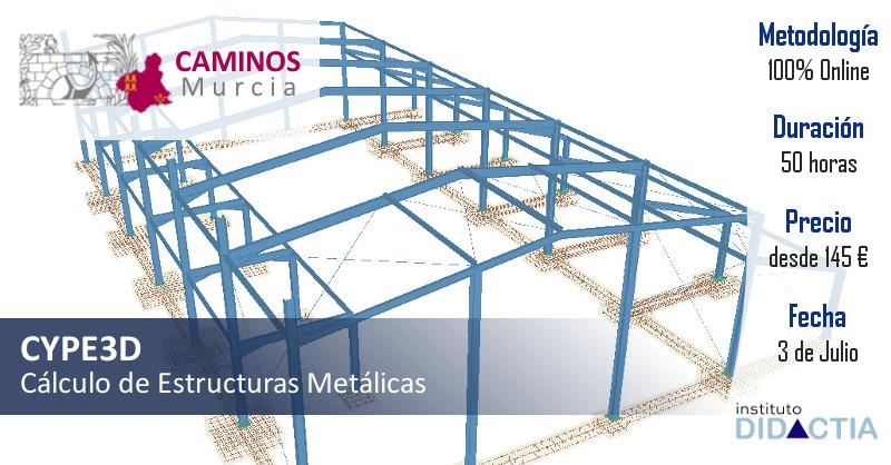 CYPE 3D CICCP Murcia