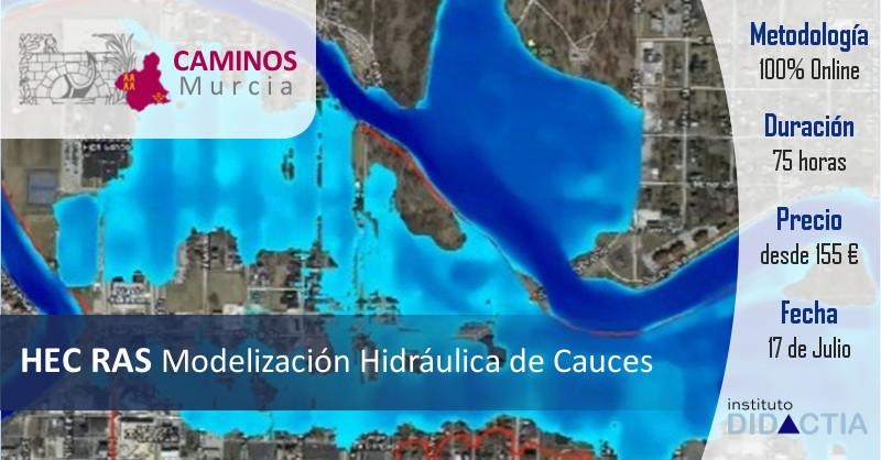HEC RAS CICCP Murcia