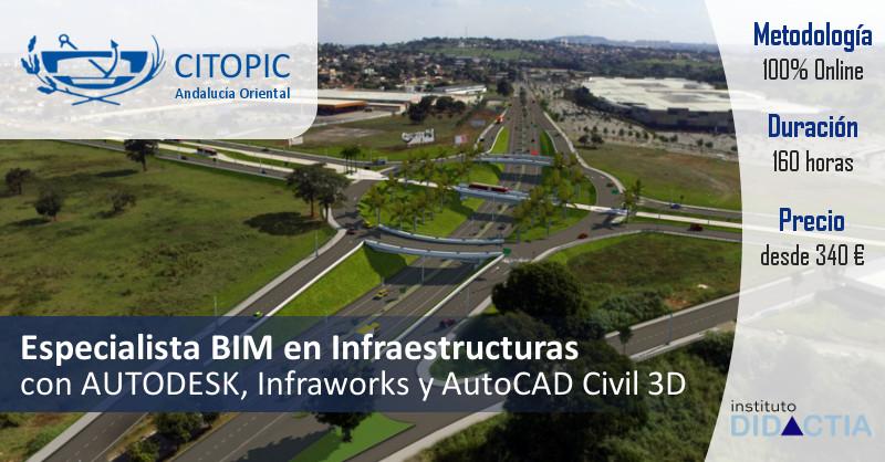 banner Especialista BIM CITOPIC Andalucia