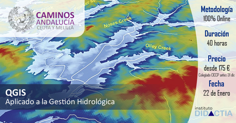 banner qgis gestion hidrologica ciccp andalucia antes 31 dic