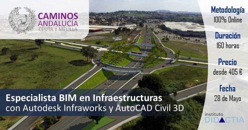 Especialista BIM CICCP Andalucia