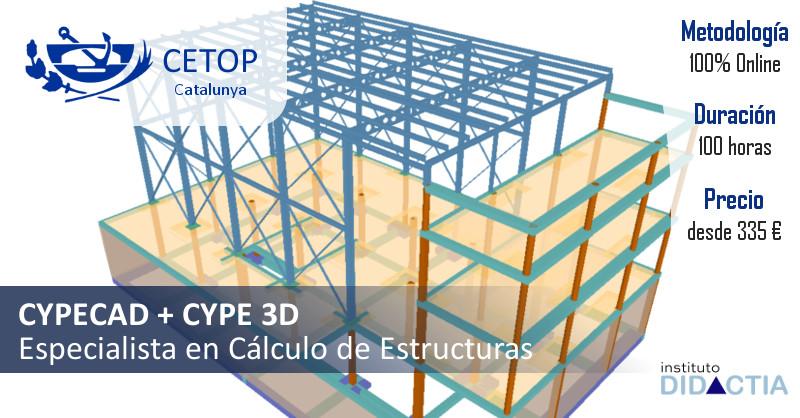 Especialista CYPE CETOP Catalunya