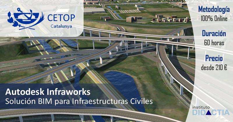 Autodesk Infraworks CETOP Catalunya